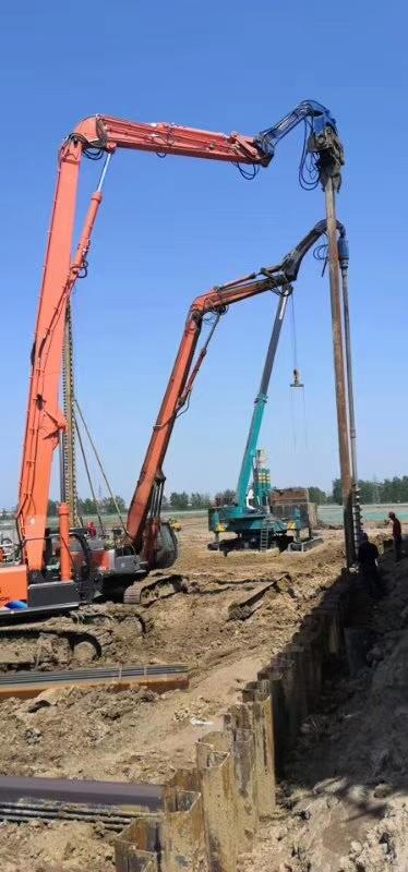 辽宁液压钢板桩引孔厂家报价 客户至上 宁波奥格机械供应