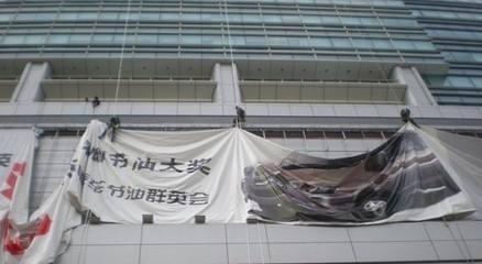 上海廣告牌安裝施工隊設計