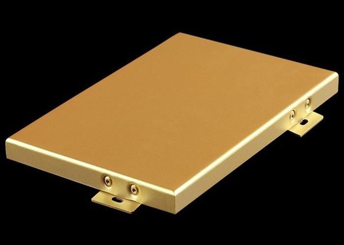 昆明铝单板尺寸 云南邦虎建材供应