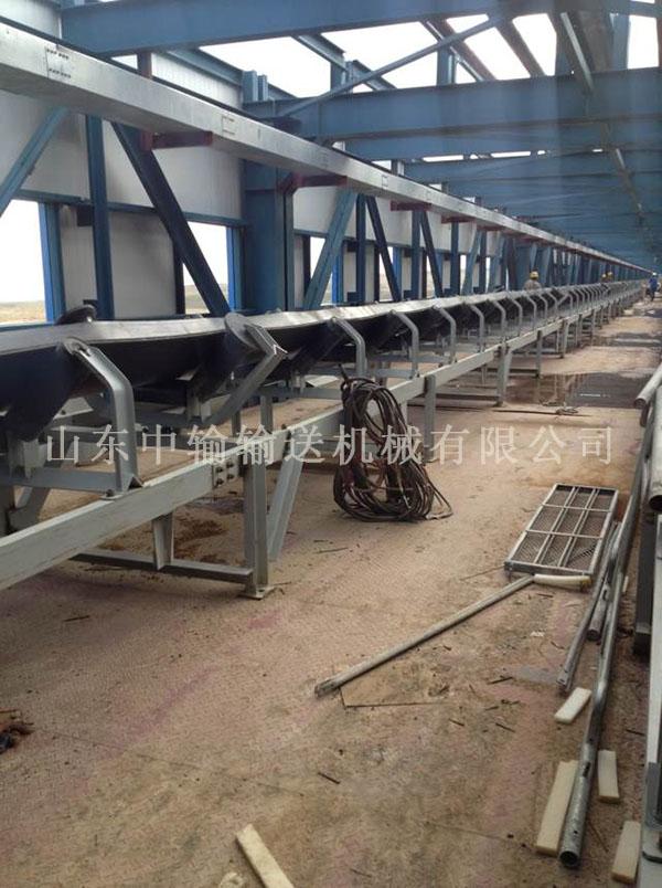 东营水泥输送机种类 山东中输输送机械供应