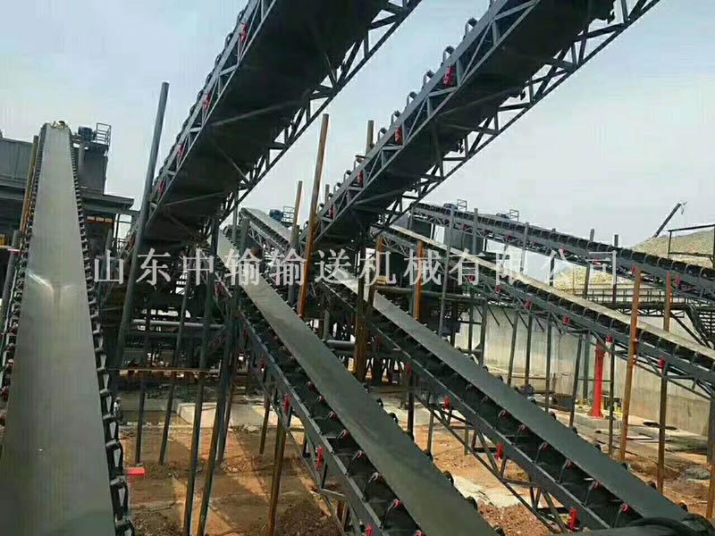 矿山输送机标准 山东中输输送机械供应