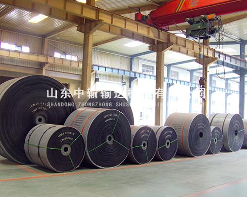 宁夏环型输送带材质 山东中输输送机械供应