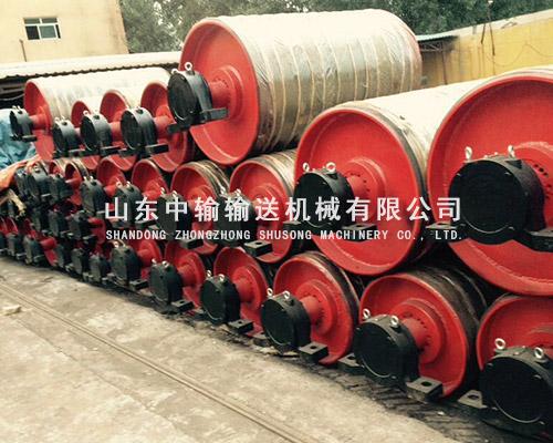 衡水轻型滚筒生产厂家 山东中输输送机械供应