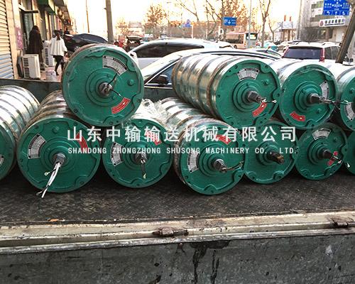 浙江主动滚筒设计 山东中输输送机械供应