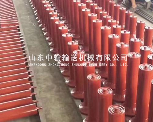 黄岛陶瓷托辊设计「山东中输输送机械供应」