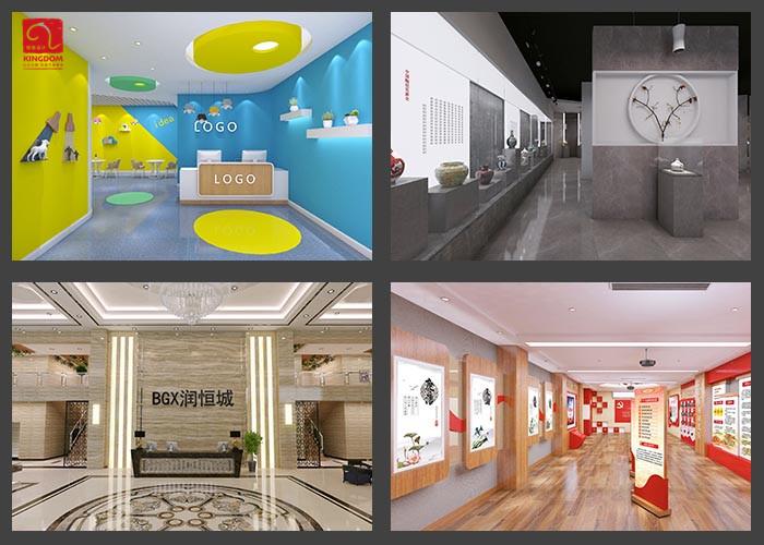 烟台智能空间规划设计装饰装修 山东鲲象设计供应