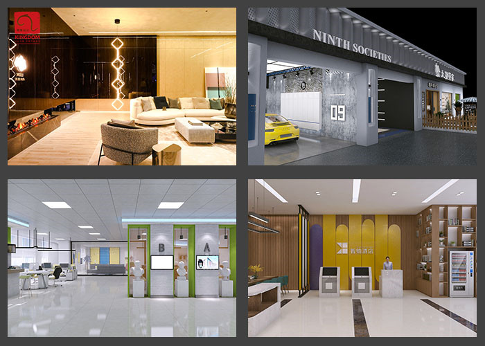 枣庄智能餐厅规划设计策划 山东鲲象设计供应