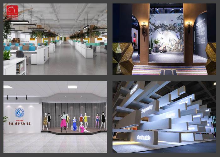 烟台展厅规划设计 山东鲲象设计供应