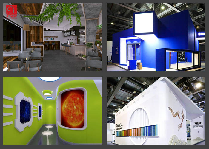 周村商业空间规划设计装饰装修 山东鲲象设计供应