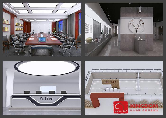 博山智能餐厅设计公司哪家好 山东鲲象设计供应