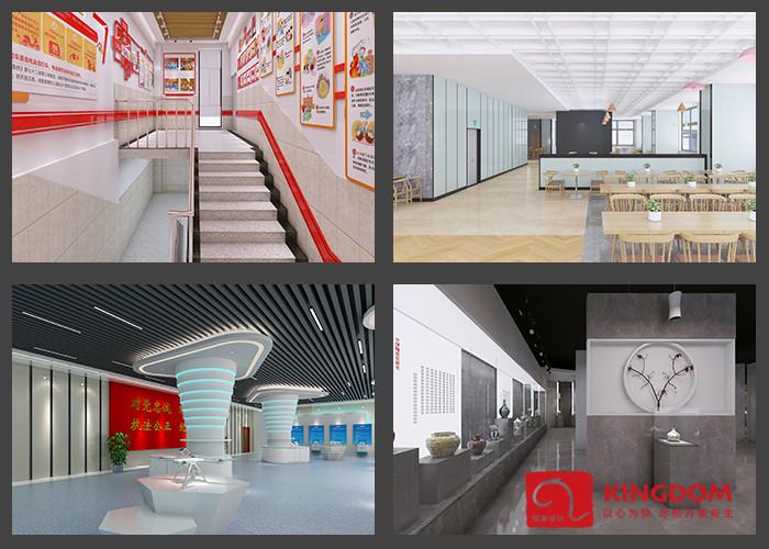 莱芜智慧展厅设计公司哪家好 山东鲲象设计供应