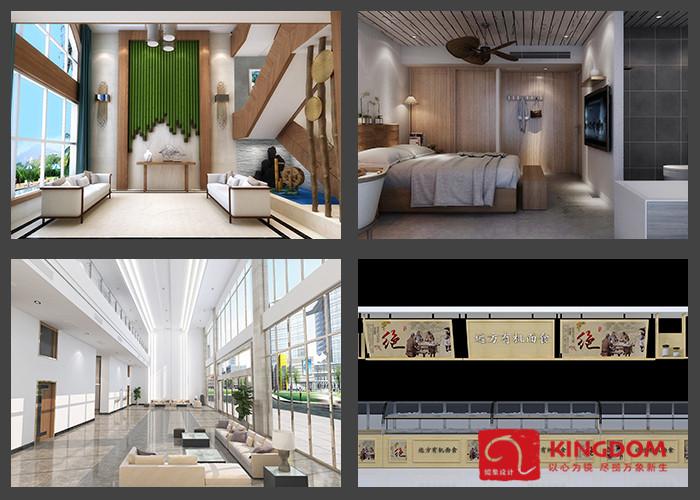 高青智能餐厅装修公司 山东鲲象设计供应