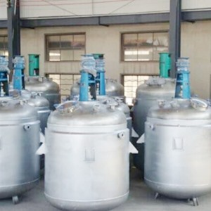 黑龙江搪瓷反应釜标准 山东浩通机械