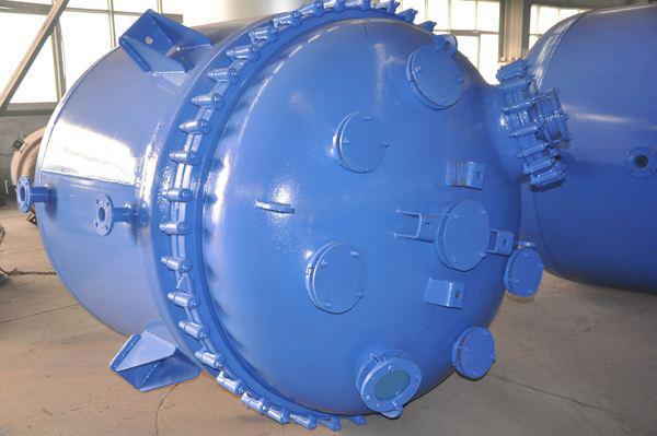 無錫50000L搪玻璃儲罐標準 山東浩通機械