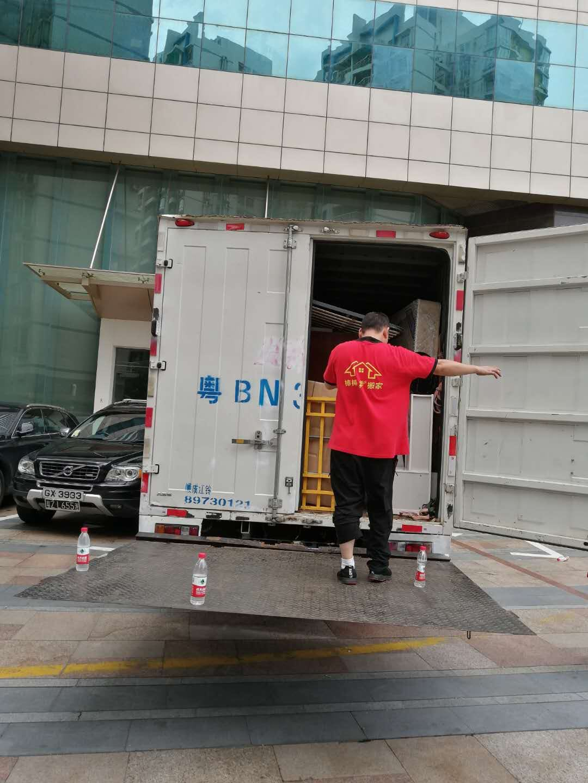 布吉专业工厂搬迁 服务为先 棒棒蚂蚁搬运供应