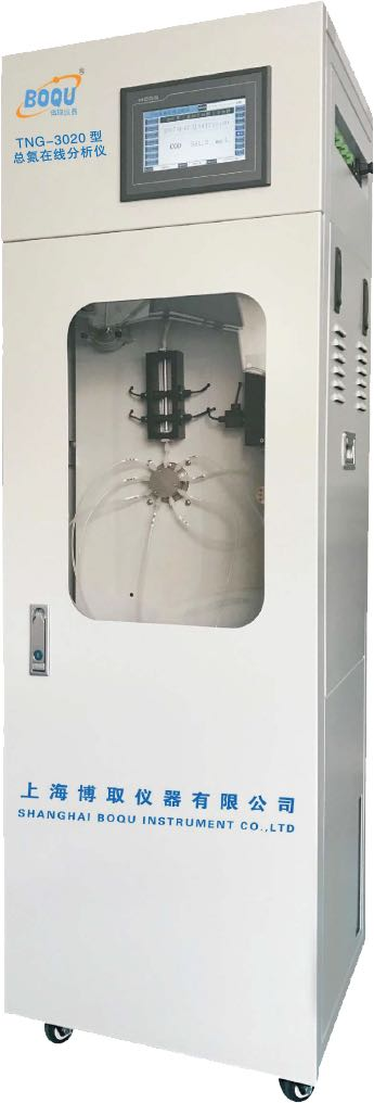 浙江优良总氮分析仪承诺守信 诚信服务 上海博取环境技术供应