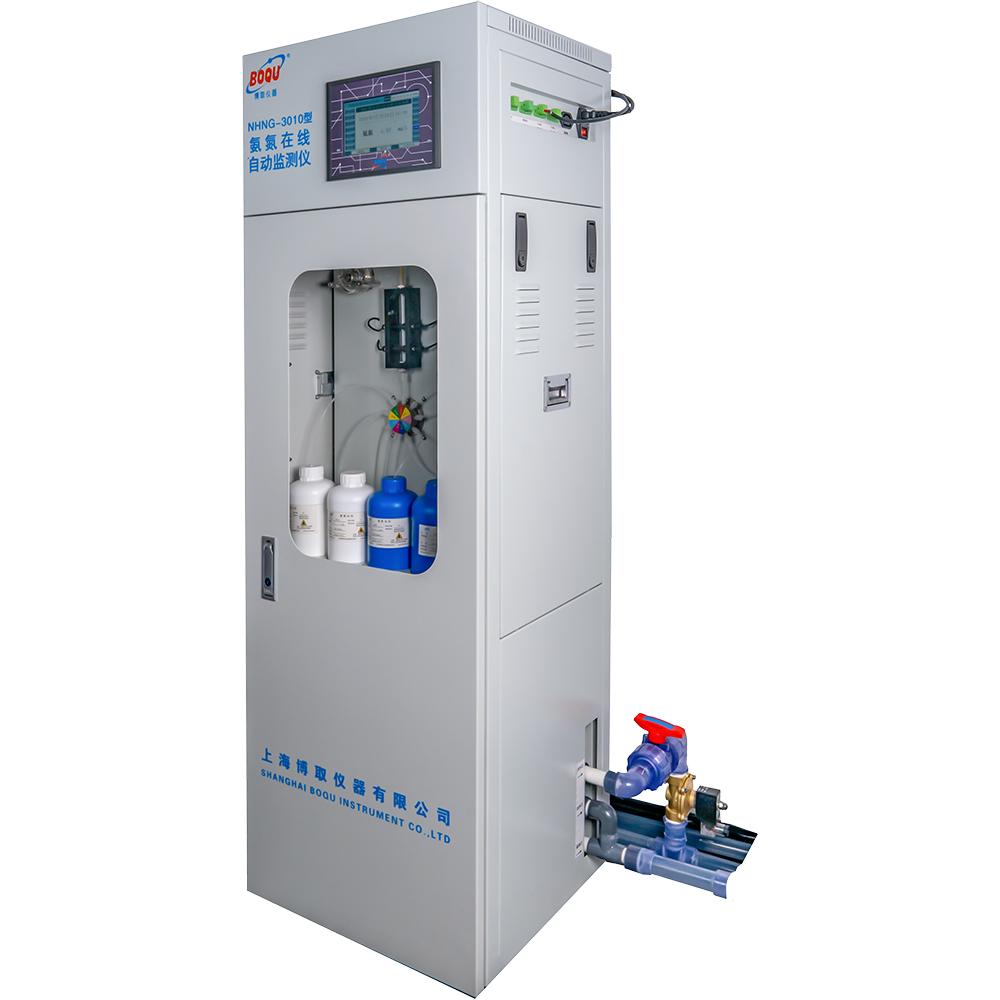 上海氨氮分析仪费用 上海博取环境技术供应