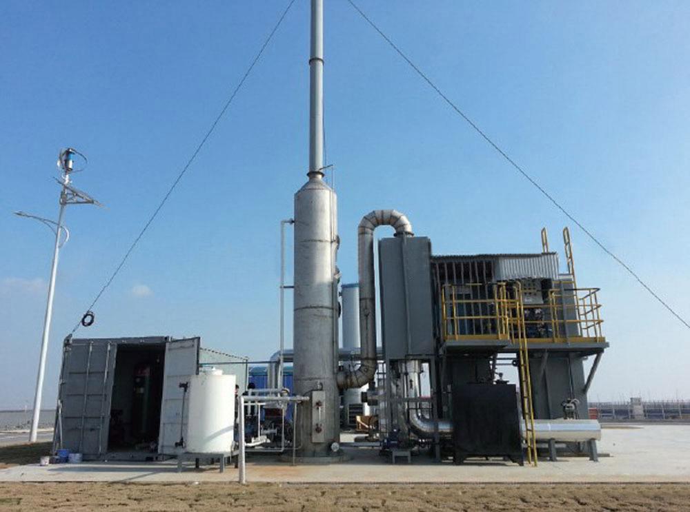 湖南喷涂厂蓄热式焚烧炉设备rco 服务至上「苏州博讯特环保科技供应」