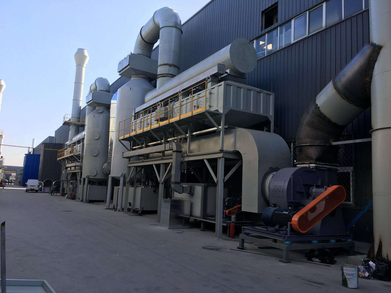 上海有机废气催化燃烧设备供应,催化燃烧