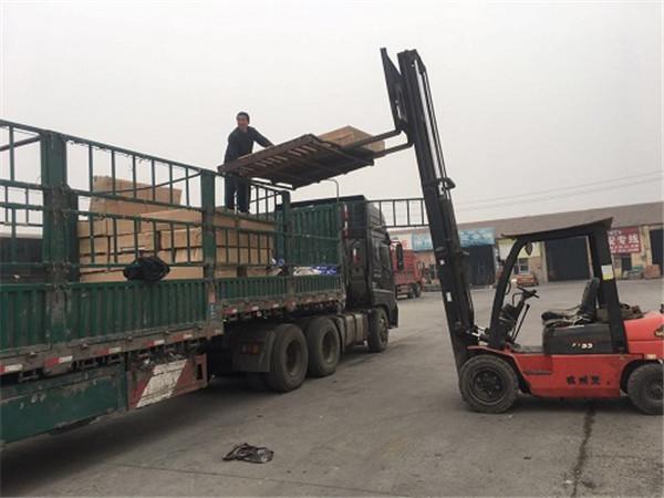 安丘到內蒙古零擔貨運「赤博供應」