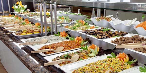 成都市活动食堂承包供应 有口皆碑 成都米乐福餐饮管理供应