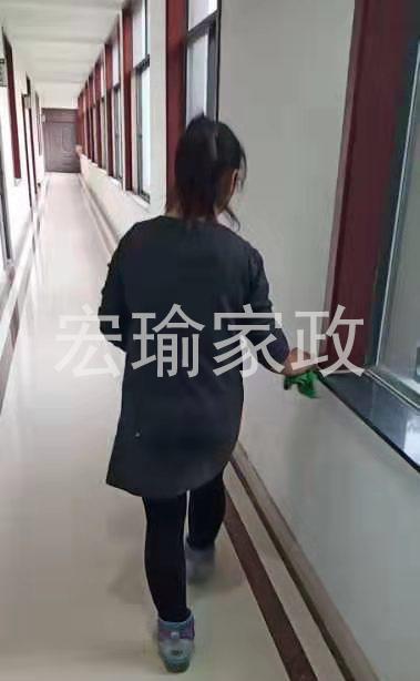 淄博临淄区饭店油机清洗价格,家政