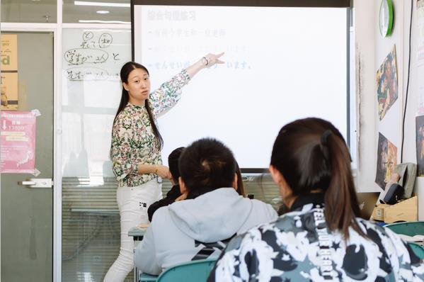 青岛哪里韩语培训学校好,韩语