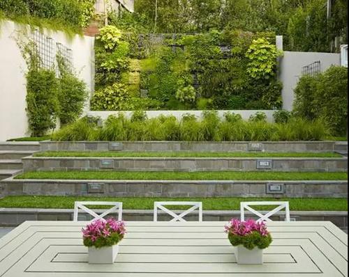 咸阳生态护坡挡土墙景观设计 欢迎来电「青岛天力多维供」