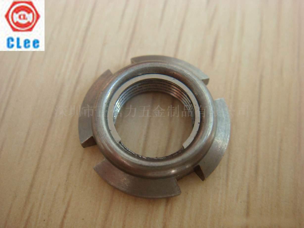 福建自锁圆螺母制造厂家,自锁圆螺母