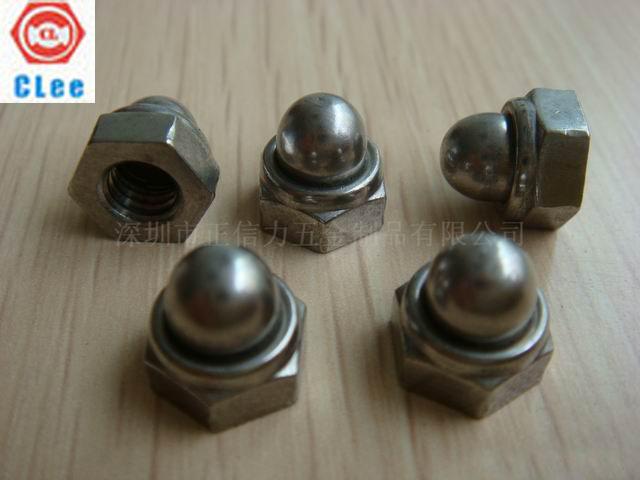 销售全金属自锁螺母诚信合作 客户至上「深圳市正信力五金制品供应」