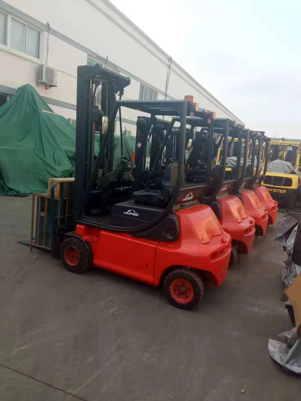 姑苏区回收叉车 有口皆碑「苏州克诺斯工业设备供应」