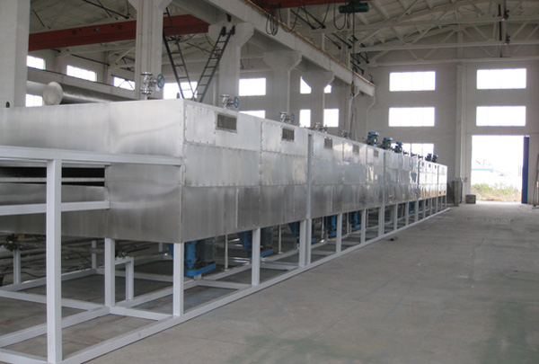 河南药品专用带式干燥机 诚信为本 常州耀飞干燥设备供应