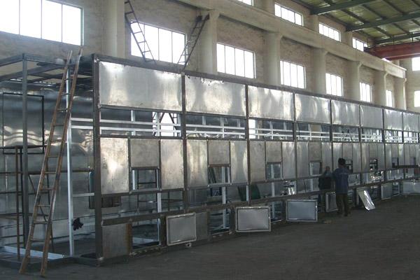 湖南燃料带式干燥机定制 诚信经营 常州耀飞干燥设备供应