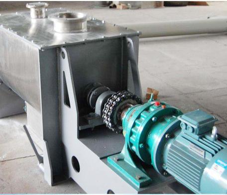 上海DSH系列锥形双螺杆螺旋混合机专业厂家 服务至上 常州耀飞干燥设备供应