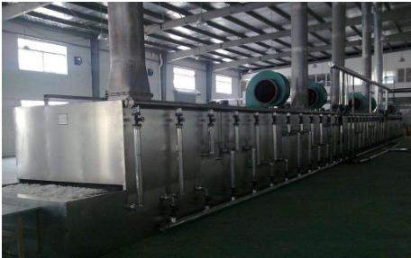 山东供应带式干燥机公司 服务至上 常州耀飞干燥设备供应
