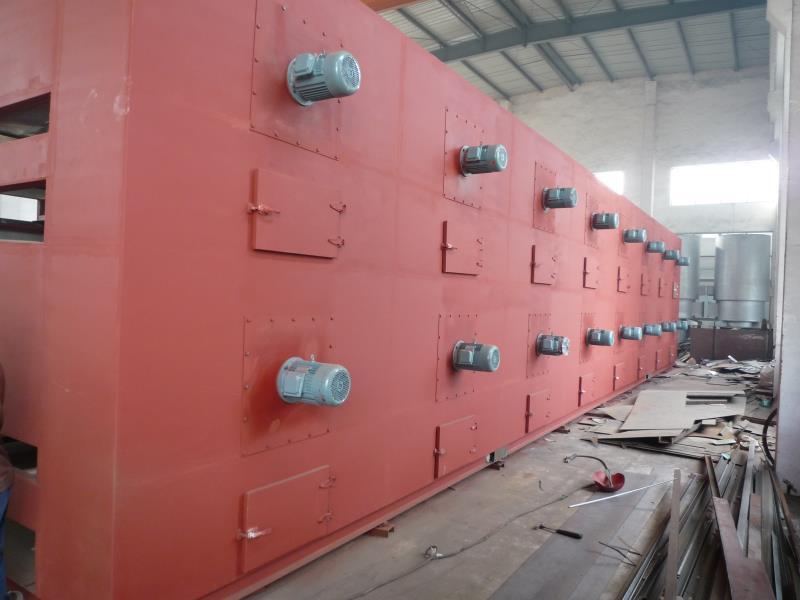 上海颜料网带式干燥机价格 诚信经营 常州耀飞干燥设备供应