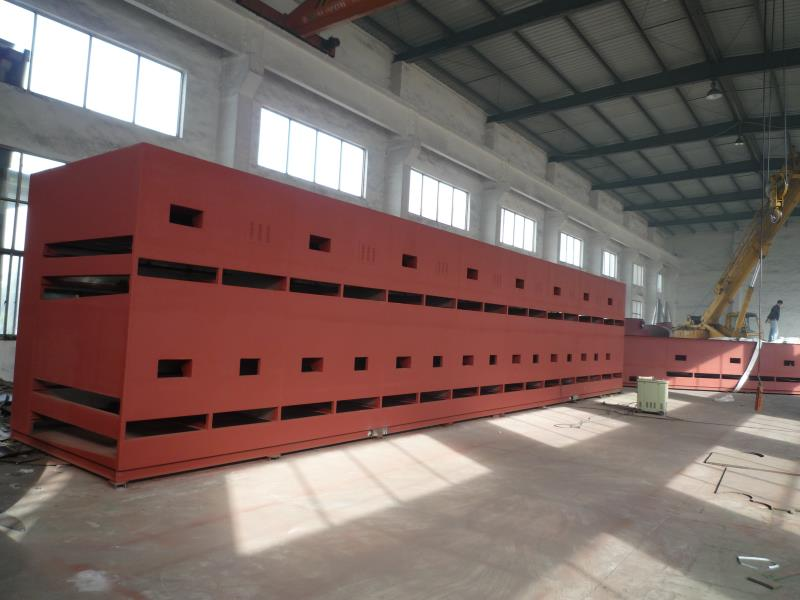 湖南催化剂带式干燥机生产 铸造辉煌 常州耀飞干燥设备供应