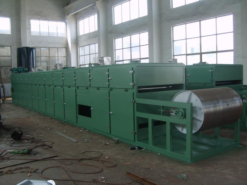 江苏新型带式干燥机原理 和谐共赢 常州耀飞干燥设备供应