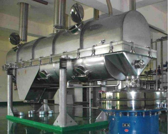 江苏供应沸腾流化床干燥机供应 服务至上 常州耀飞干燥设备供应