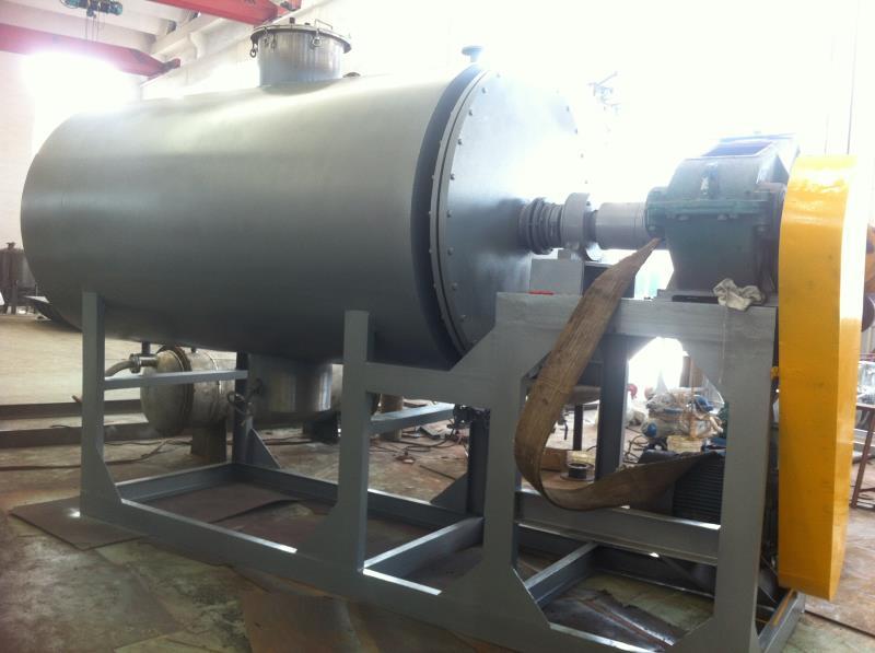 上海食品耙式真空干燥机销售 推荐咨询 常州耀飞干燥设备供应