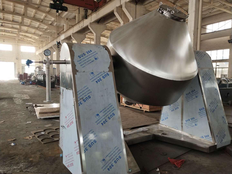 上海DSH系列锥形螺杆螺带混合机结构 推荐咨询 常州耀飞干燥设备供应