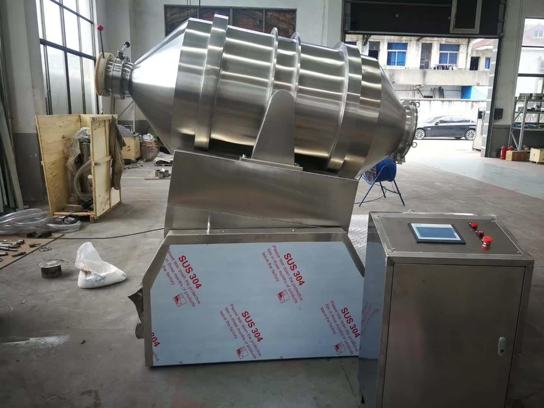 辽宁DSH系列锥形螺杆螺带混合机专家 欢迎来电 常州耀飞干燥设备供应