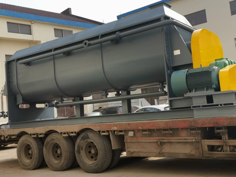 浙江固废污泥干燥机 设备 欢迎来电 常州耀飞干燥设备供应