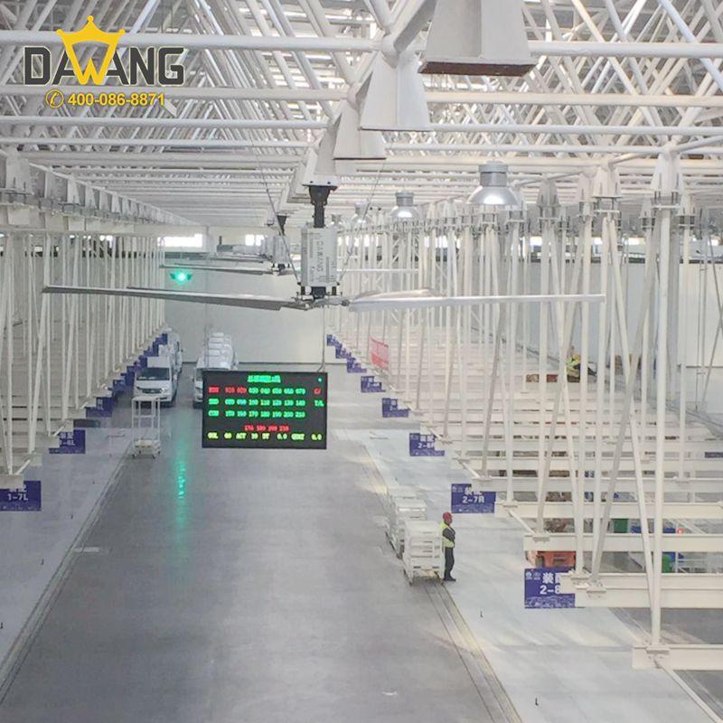 禹州哪個工業大風扇品牌好 信息推薦 蘇州大王環境科技供應