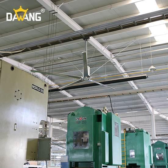 大連焊接車間工業大風扇除濕防潮 客戶至上 蘇州大王環境科技供應