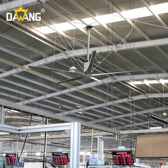德州焊接车间工业大风扇 诚信为本 苏州大王环境科技供应