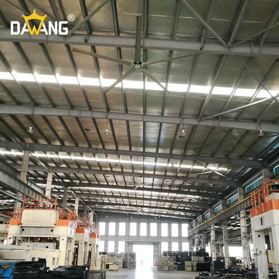 温州包装厂工业大风扇厂家直销 铸造辉煌 苏州大王环境科技供应