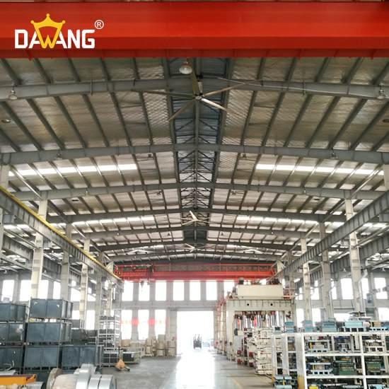 扬州砖瓦厂大型工业风扇厂家直销