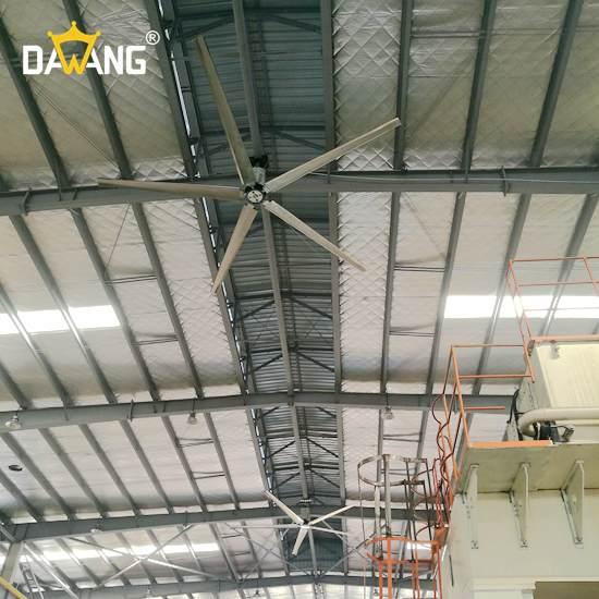 张家港机械厂大型工业风扇厂家直销 创造辉煌 苏州大王环境科技供应