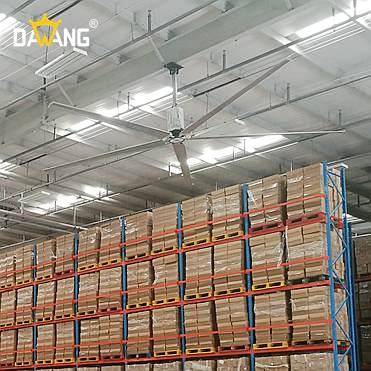 聊城篮球馆工业大风扇专用 诚信经营 苏州大王环境科技供应
